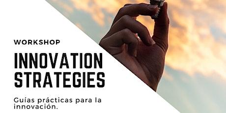 Workshop: Innovation Strategies (eLearning)  boletos