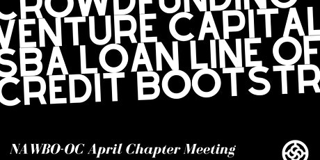Funding & Financing for Women-Owned Biz: Know the Landscape tickets