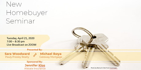 New Homebuyer Seminar - FREE ONLINE TRAINING tickets