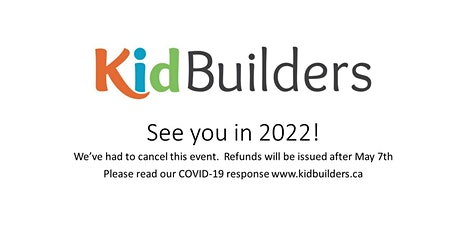 Kid Builders Conference 2020 tickets