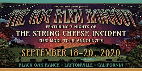 The Hog Farm Hangout 2020 tickets