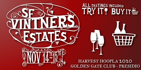 Vintners Estates Wine Tasting/Buying - Fall Harvest Hoopla 2020 tickets