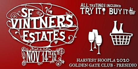 Vintners Estates Wine Tasting/Buying - Fall Harvest Hoopla 2020 tickets
