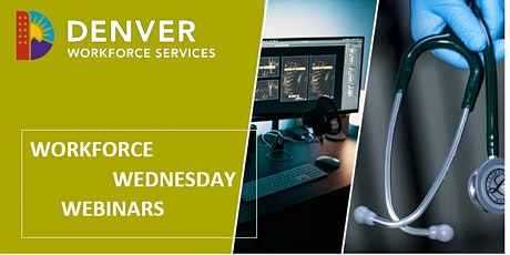 Workforce Wednesday Webinars tickets
