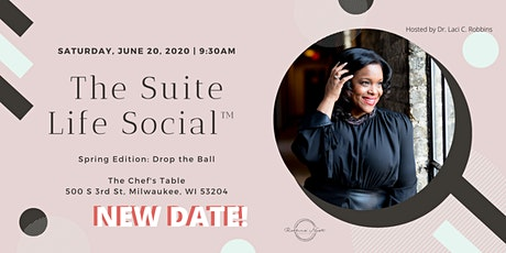 The Suite Life Social™: Drop the Ball (NEW DATE!) tickets