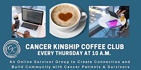 Cancer Kinship Coffee Club tickets