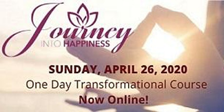 Journey Into Happiness Asheville - April 2020 tickets