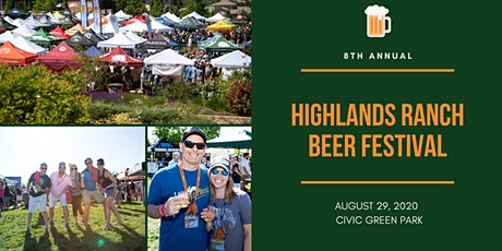 Highlands Ranch Beer Festival tickets