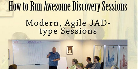 How to Run Awesome Discovery Sessions tickets