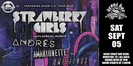 Strawberry Girls - Tasmanian Glow U.S. Tour 2020 tickets
