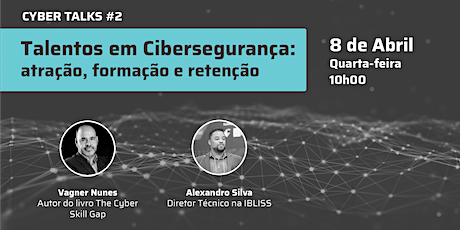 CYBER TALKS bilhetes