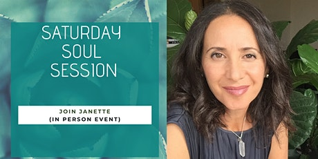 Saturday Soul Session With Janette (In Person) tickets
