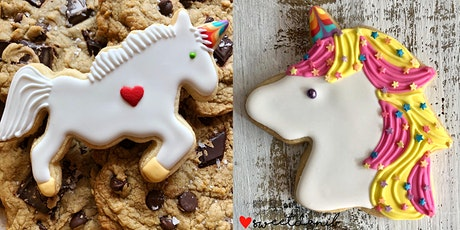Unicorns Are Real Virtual Cookie and Craft Decorating Workshop tickets
