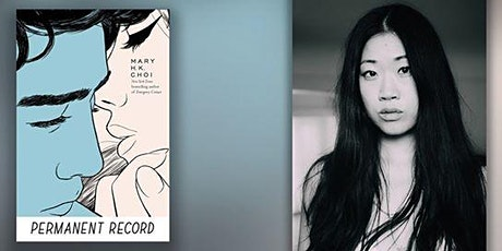 Cosmos Book Club #12: Permanent Record with Mary H.K. Choi (Virtual Meeting) tickets