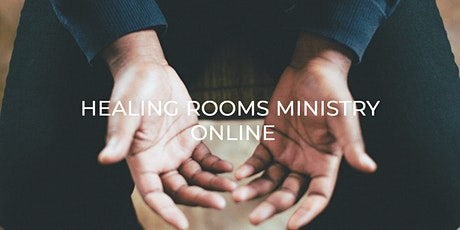 Healing Rooms Online Monday tickets