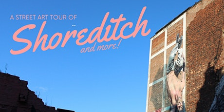 A Street Art Tour of Shoreditch tickets
