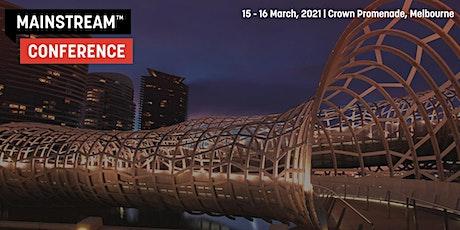 Mainstream Conference 2021 - PARTNER REGISTRATION tickets