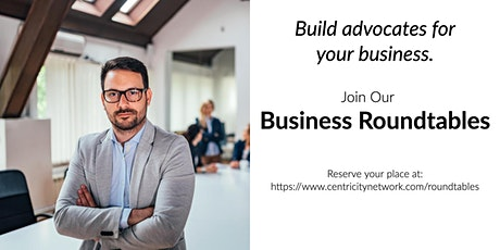 Business Roundtable for B2B - Business Networking Online  | Cleveland, OH tickets