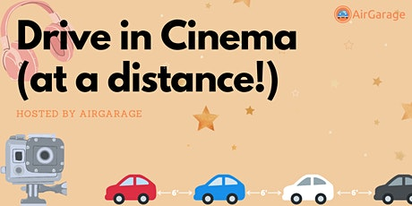 Drive-In Movie Night (at a distance!) - Berkeley tickets