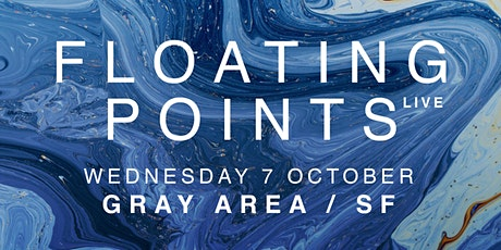 Floating Points - LIVE tickets