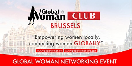 GLOBAL WOMAN CLUB BRUSSELS: BUSINESS NETWORKING MEETING - APRIL tickets
