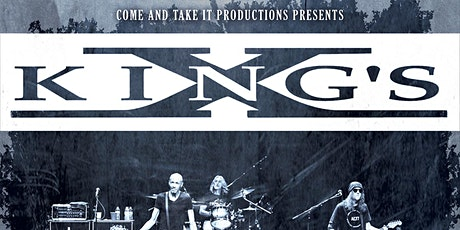 KING'S X tickets