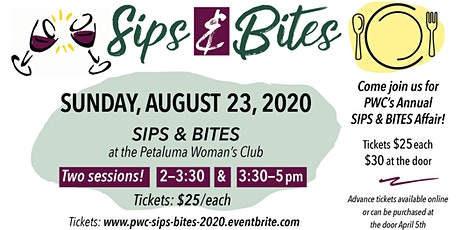 PWC Sips & Bites 2020 tickets
