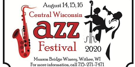 Central Wisconsin Jazz Festival tickets