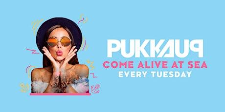 Pukka Up Tuesdays Boat Party -  Ibiza 2020 tickets