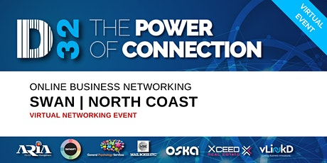 District32 Business Networking Perth – Swan / North Coast - Fri 15th May tickets