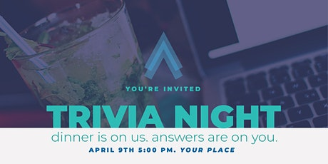 Trivia Happy Hour with AdAdapted tickets