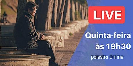 [LIVE] PALESTRA ONLINE- SUPERANDO A INSATISFAÇÃO ÍNTIMA ingressos