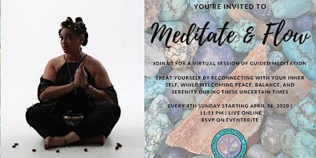 Meditation After Dark: Meditate & Flow tickets