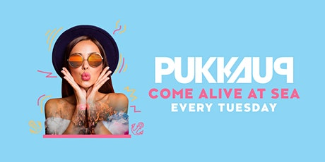 Pukka Up Tuesdays Boat Party -  Ibiza 2020 entradas