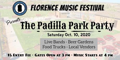 FMF - Padilla Park Party tickets