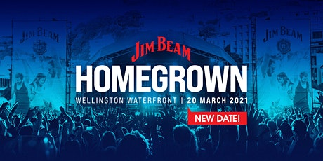 Jim Beam Homegrown 2020 tickets