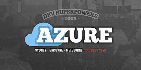 Azure Superpowers Tour - Sydney tickets