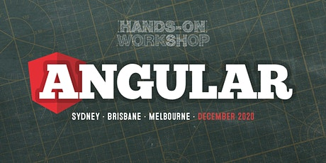 Angular Workshop (2 Day Training) - Melbourne tickets
