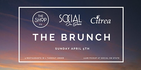 The Brunch tickets