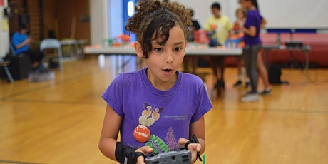 Week 6, Session 1 and 2: DYR RoboCamp - Introductory/Intermediate tickets