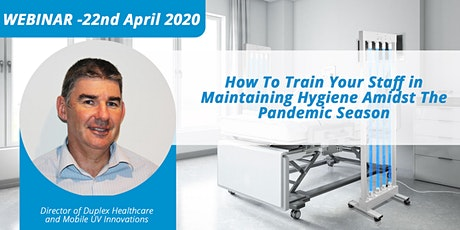 How To Train Your Staff in Maintaining Hygiene Amidst The Pandemic Season tickets