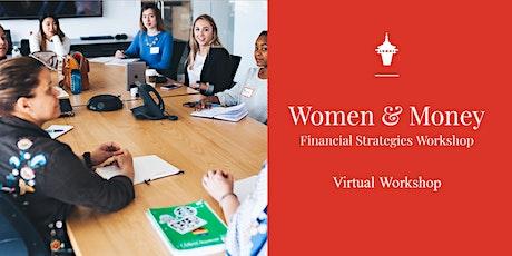 Lean In Seattle | Women and Money: Financial Strategies Workshop tickets