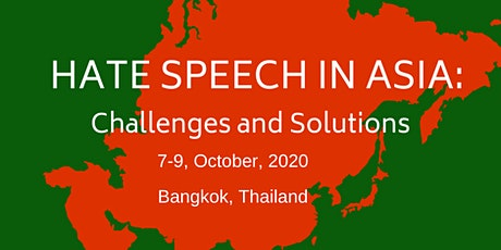 Hate Speech in Asia: Challenges and Solutions tickets