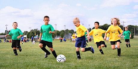 Sommerferien Fußball Camp Tickets