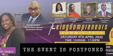 The KingdomPreneurs Summit 2020 - Do More and Be More tickets