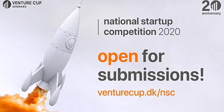 National Startup Competition 2020 - Award Show tickets