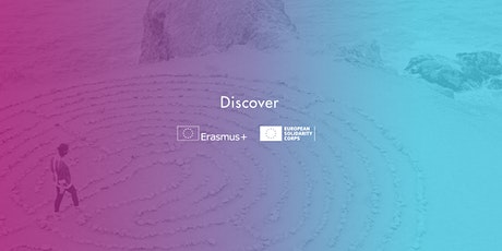 Erasmus+ Youth & European Solidarity Corps Digital Discovery Session tickets