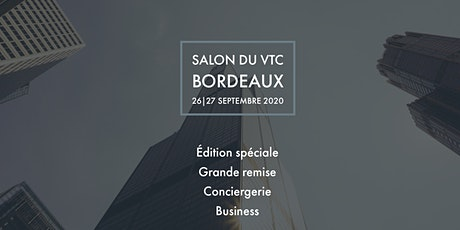 Salon du VTC Bordeaux billets