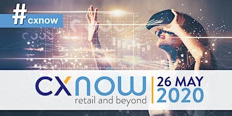 Customer eXperience Now 2020 - edizione digitale! biglietti
