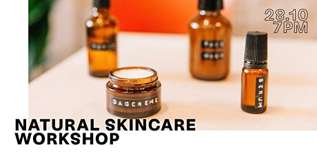 Workshop DIY Natural Skin Care tickets